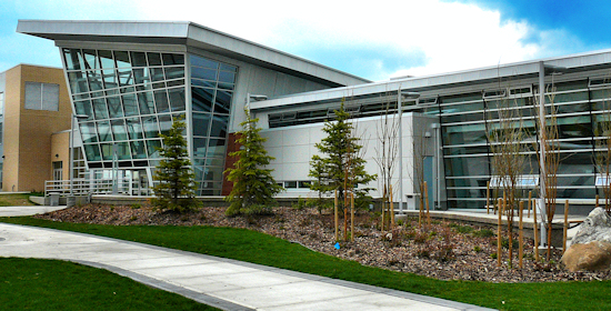 Lethbridge Public Library: Crossings Branch