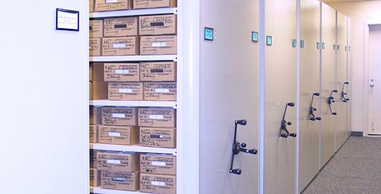 Microfilm Storage